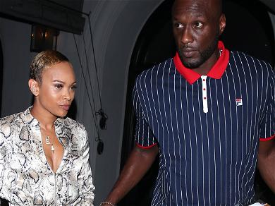 Lamar Odom's Ex-Girlfriend Breaks Silence On Social Media 'Hostage' Allegations