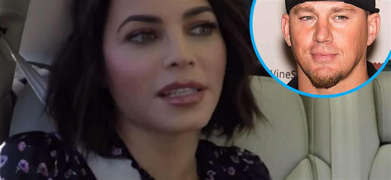 Jenna Dewan Gets Support From Spirit World on Channing Tatum Split: 'Go Forward in Confidence'