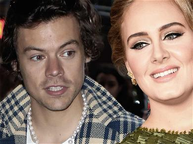 Adele & Harry Styles Spark Dating Rumors After Vacation Getaway