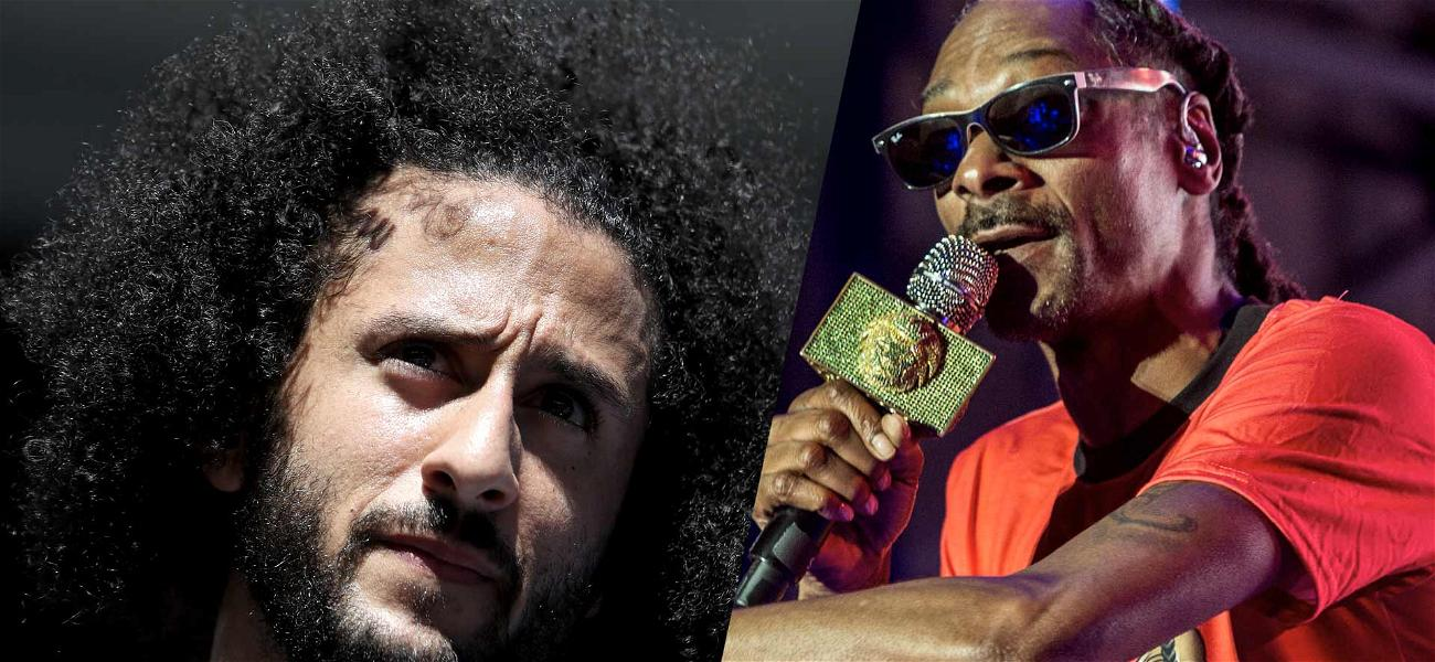 Snoop Dogg Calls for Steelers to Hire Kaepernick as QB After Roethlisberger's Injury