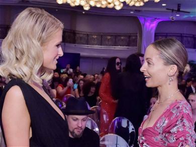 ?Paris Hilton & Nicole Richie Reunited Last Night ?