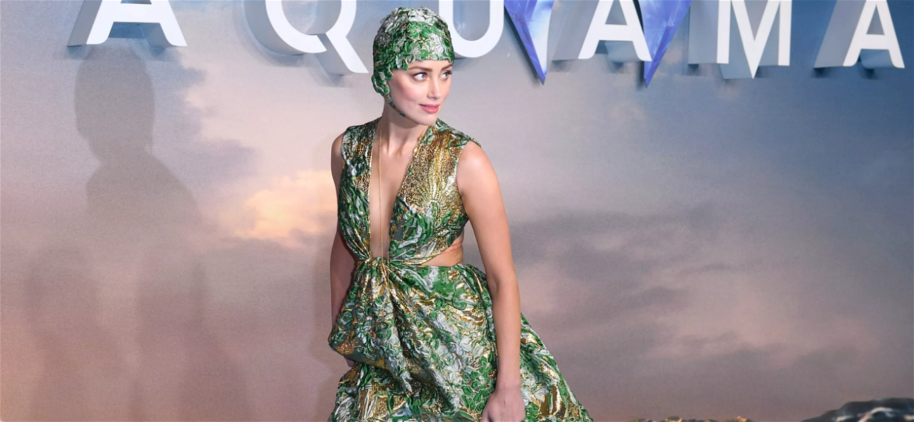 Petition To Drop Amber Heard from 'Aquaman 2' Nears Half a Million Signatures