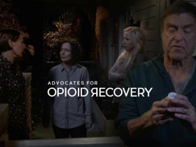 Opioid Org Praises 'The Conners' for Conversation Around Roseanne Death