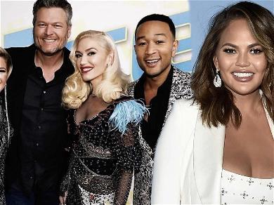 John Legend's 'Voice' Dinner Happened Despite Chrissy Teigen's Meltdown