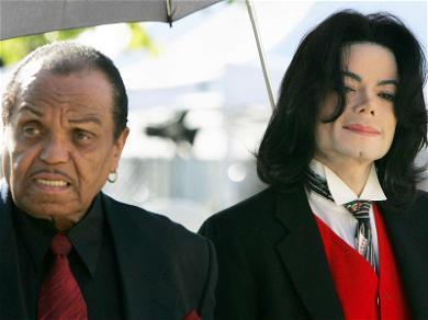 Michael Jackson Estate Developed 'Warm Relationship' With Joe Jackson Before Death
