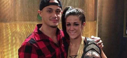WWE Star Bayley Ends Engagement To Wrestler Aaron Solow