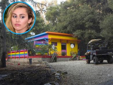 Miley Cyrus Reveals Liam Hemsworth Got Out Safe, But Home Destroyed By Deadly Wildfire