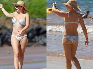 Jodie Sweetin Hot Today, Gone to Maui