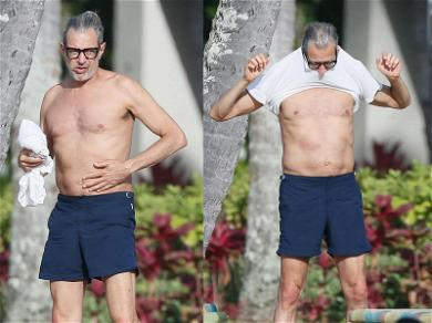Jeff Goldblum: God Creates Dinos. God Destroys Dinos. God Creates Man. Man Loses Shirt