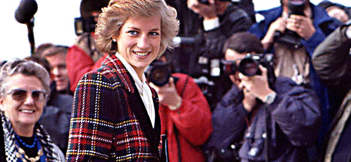 Princess Diana Would Be Honored To Share A Name With Her Grandchild!