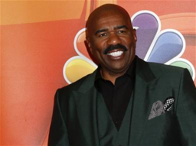 Steve HarveyCompletely Approves Of His Daughter Lori Dating Michael B. Jordan