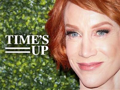 Kathy Griffin Seeks $50,000 for Time's Up & Only $1 for Herself in New Lawsuit Against CEO Neighbor
