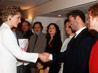 Princess Diana Confided in Her Celebrity Friend George Michael About The Royal Family and Her Divorce