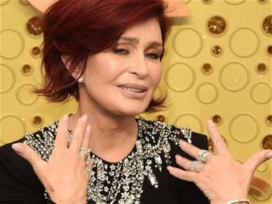 Sharon Osbourne Apologizes For Defending Piers Morgan, 'I Panicked Over Being Called A Racist'