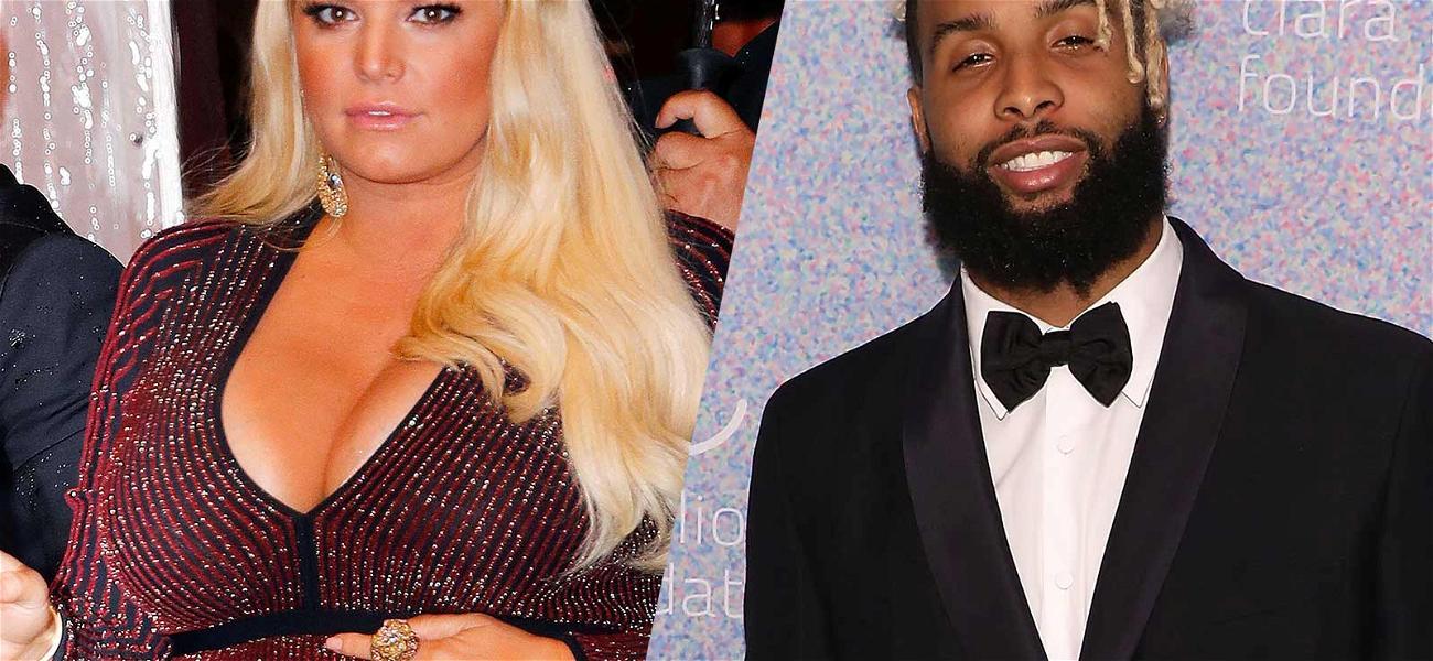 Odell Beckham Jr. Needs Jessica Simpson's Help in Paparazzi Legal Battle
