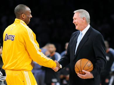 Lakers Legend Jerry West Says Kobe Bryant's Family Was 'Traumatized' By Tragic Accident