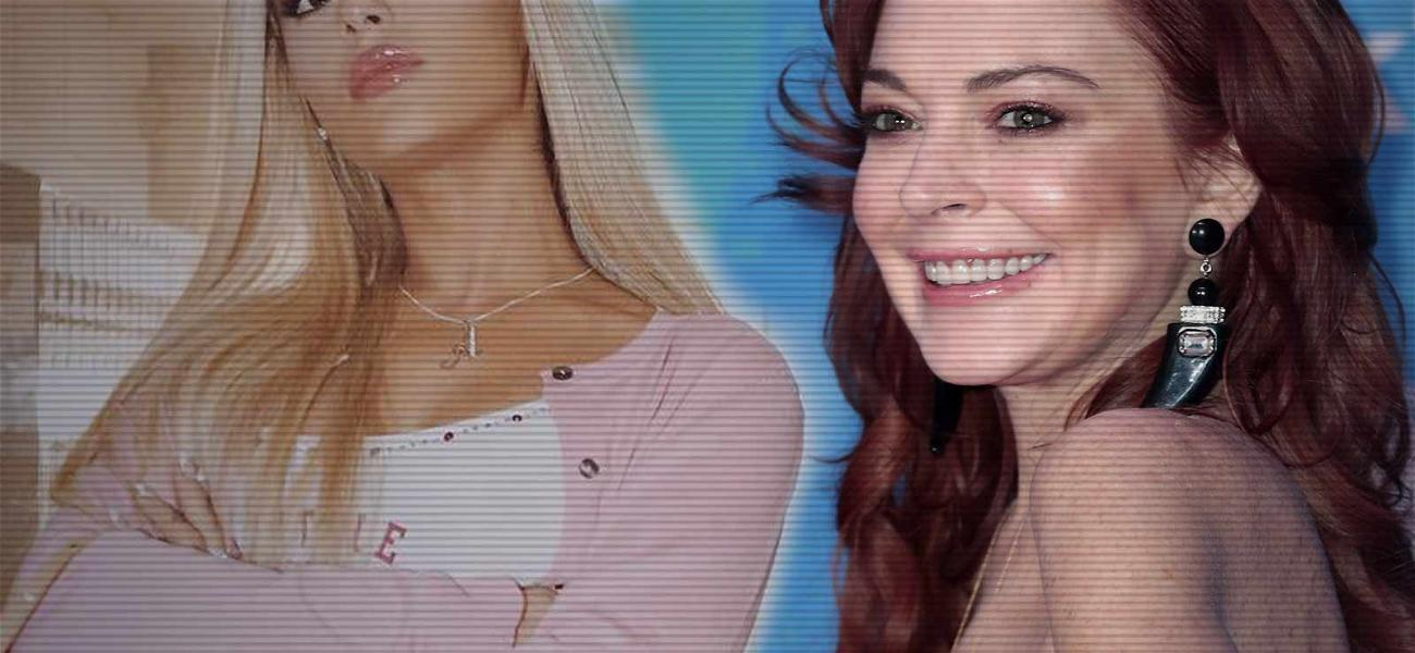 Lindsay Lohan Thinks Ariana Grande's 'Mean Girls' Tribute is So Fetch!