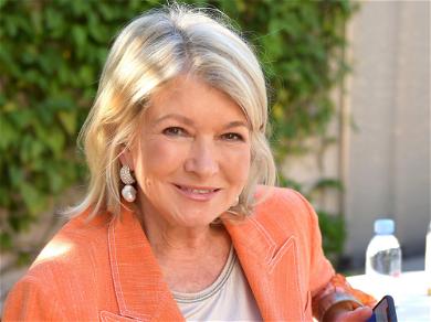 Martha Stewart Throws Shade at Felicity Huffman's Prison Uniform