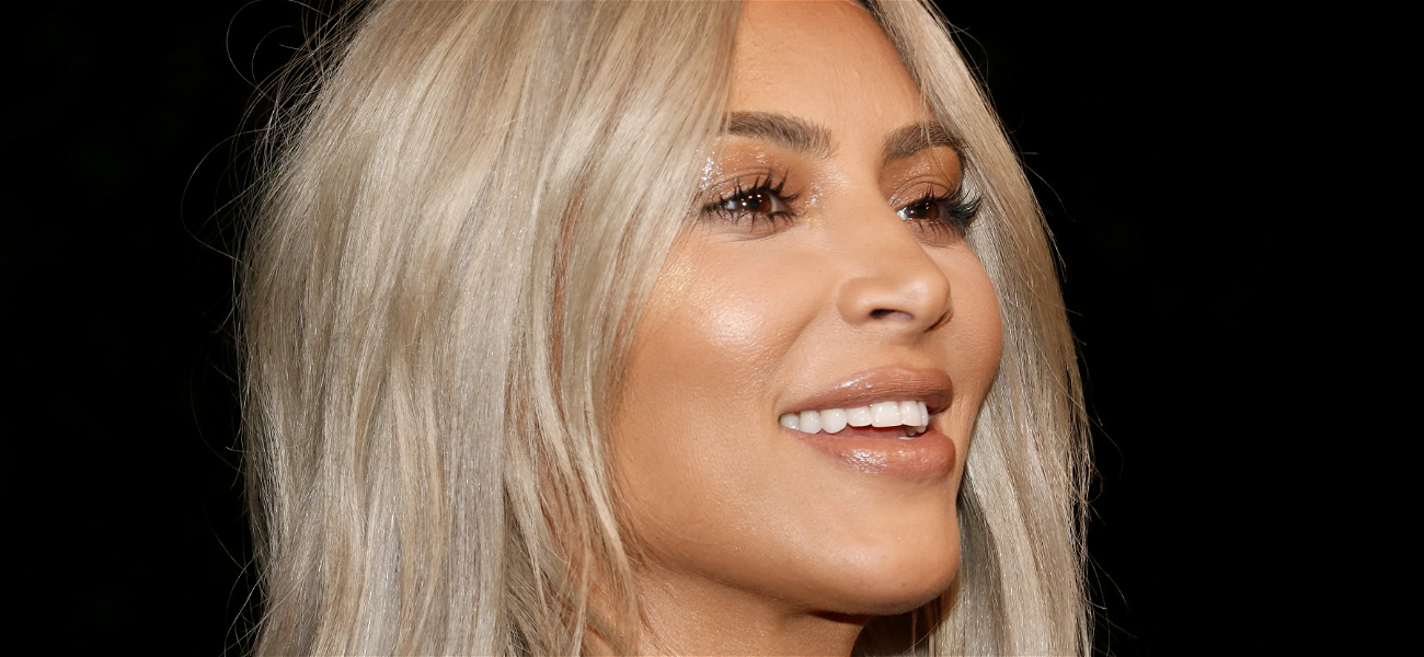 Kim Kardashian Flunks The 'Baby' Bar Exam After Bikini Study Session