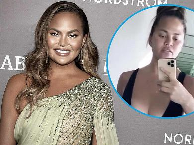 Chrissy Teigen Hits Back at Body Shamers After POURING Out Of Bikini Top