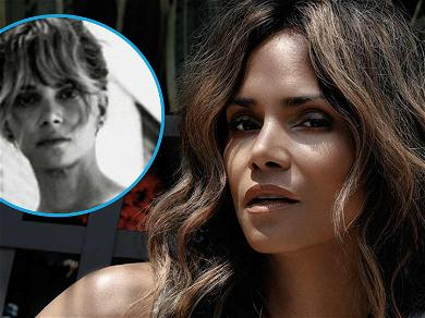 Halle Berry Is A Sexy Siren In Racy See-Through Lingerie: 'Casual #TBT'