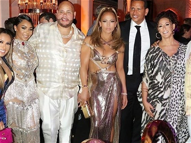 J Lo Turnt Up For Her 50th Birthday, Inside Her Star-Studded Miami Bash!