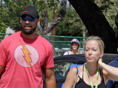 Hank Baskett Responds to Kendra Wilkinson's Divorce Filing, All Signs Point to a Peaceful Split
