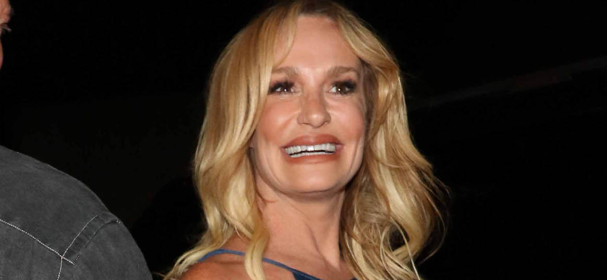 'RHOBH' Star Taylor Armstrong Accused Of Showing Her 'White Privilege' In Rant Over George Floyd Protests