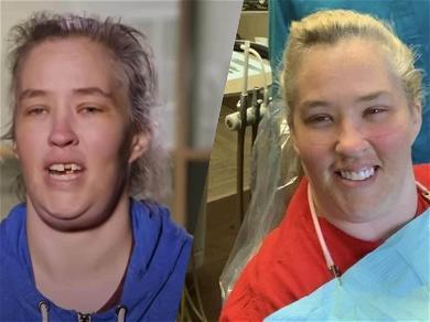 Mama June Gets Her Teeth Fixed, Looks Like A New Woman
