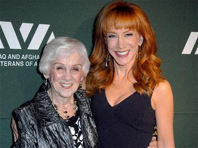 Kathy Griffin Reveals Her Mother Is Suffering From Dementia