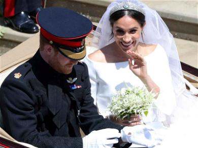 Did Meghan Markle Drop an F-Bomb During the Royal Wedding Procession?
