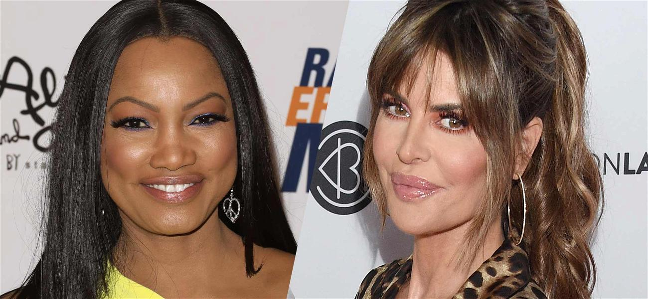 'RHOBH' Lisa Rinna Get's Support From New Co-Star Garcelle Beauvais After Age Shaming Comments from Fans