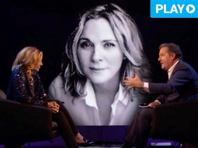 Kim Cattrall Puts a Stake in Heart of All Your 'Sex and the City' Dreams