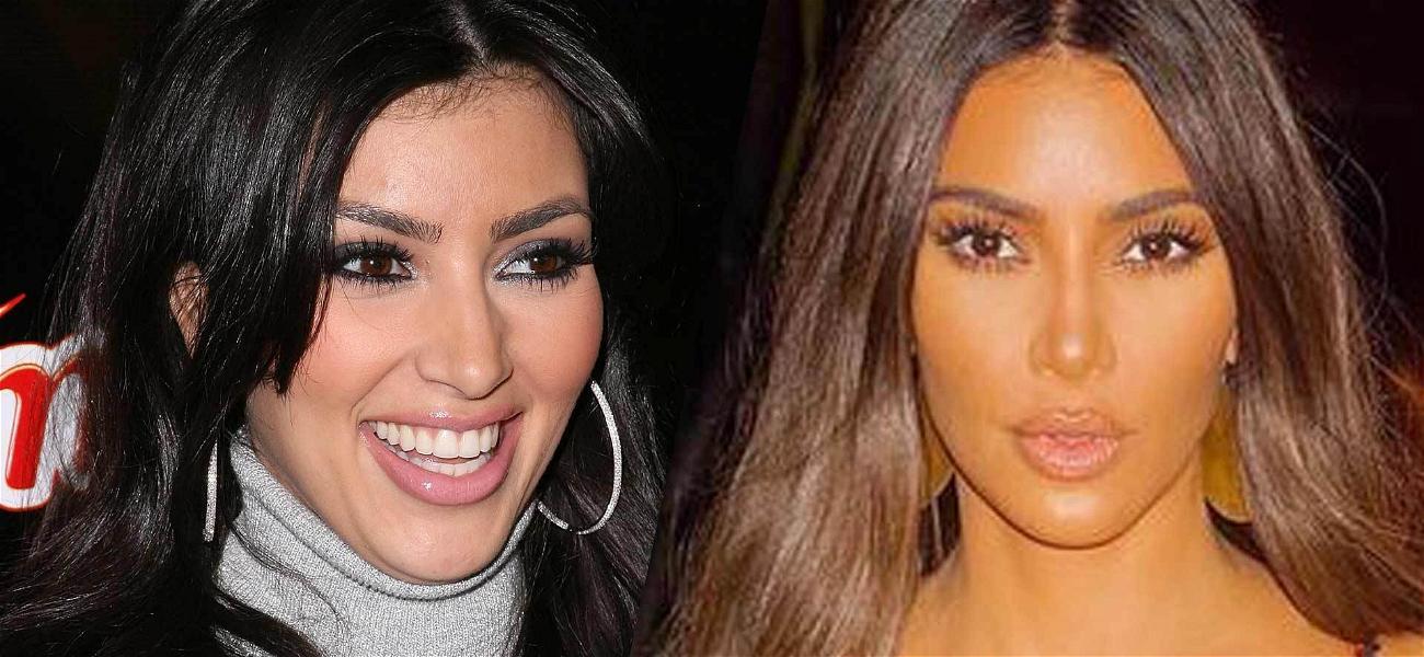 Kim Kardashian's 40th Birthday Look Causes Plastic Surgery Talk