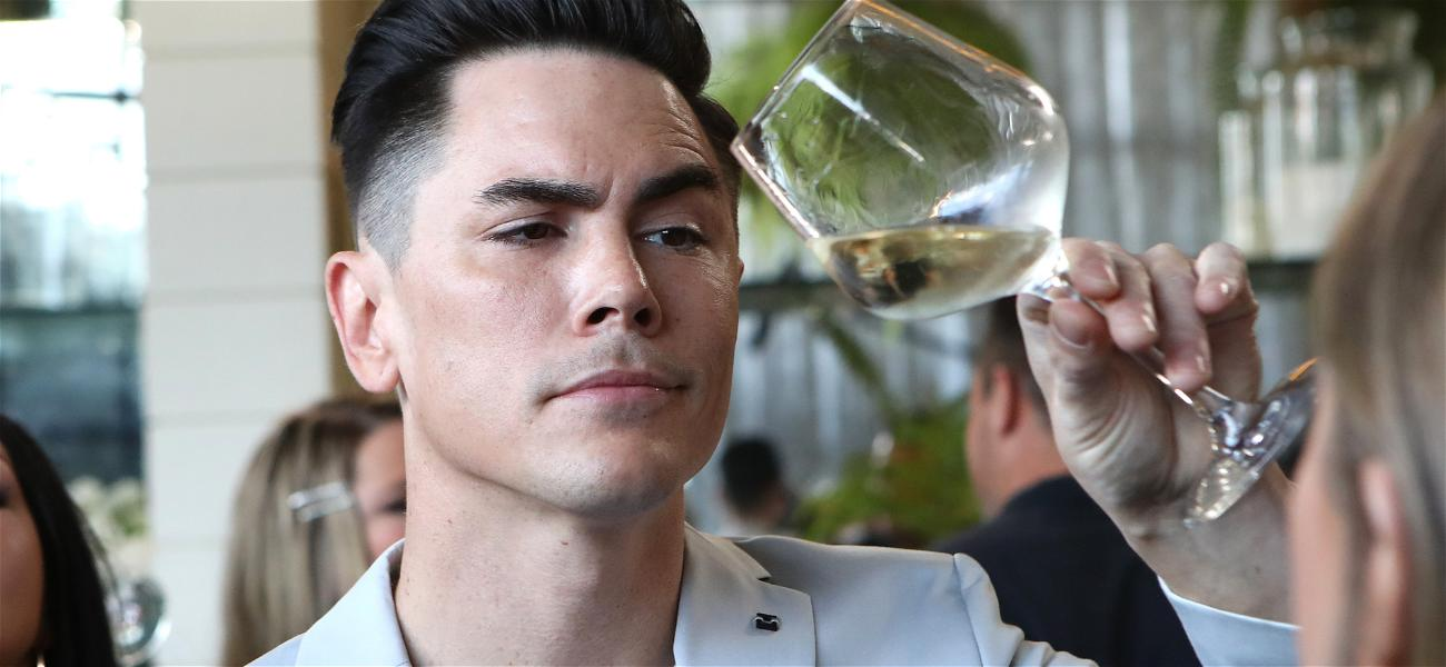 'Vanderpump Rules' Star Tom Sandoval Reacts After Being Accused Of Being Rude To Stassi Schroeder's Mom