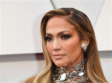 Jennifer Lopez's Slitted Cocktail Dress At Oscars After Party Has Fans In A Frenzy