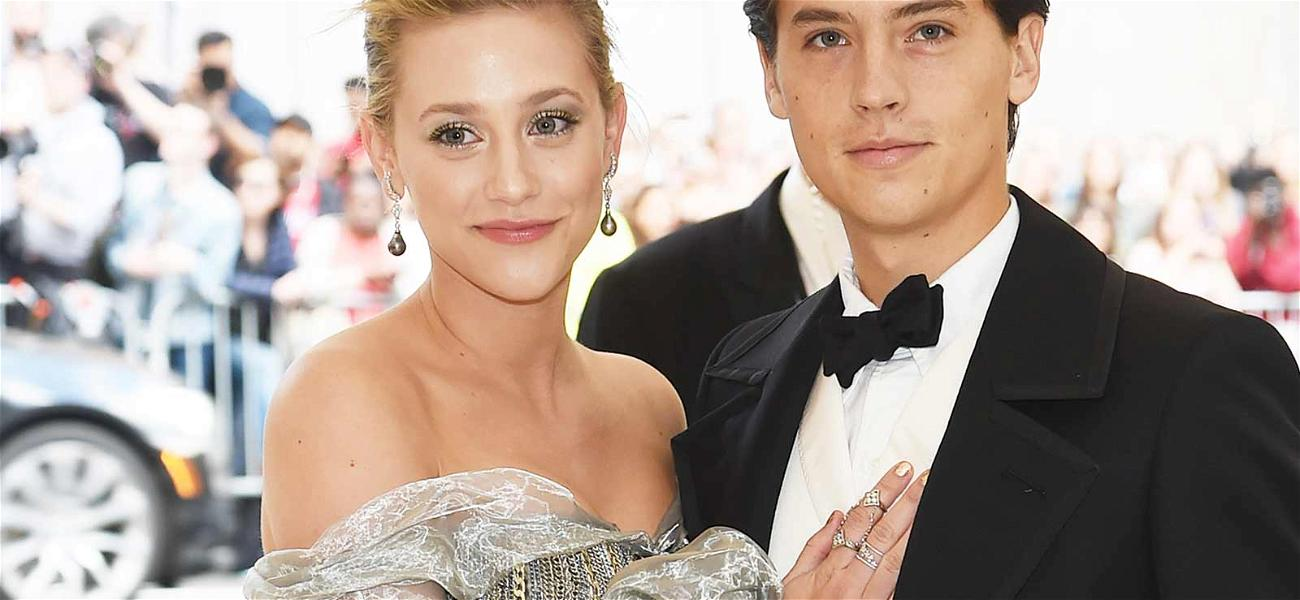 Lili Reinhart Calls Cole Sprouse 'My Love' In Sweet Birthday Message
