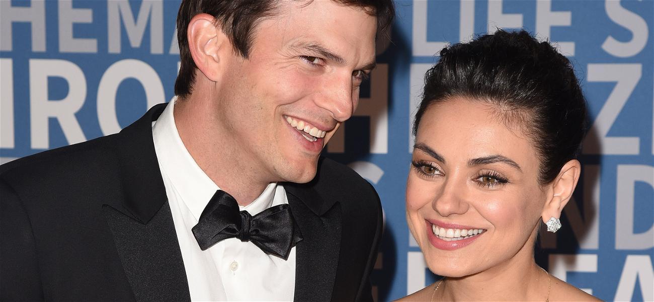 Mila And Ashton Latest Target Of Divorce Rumors