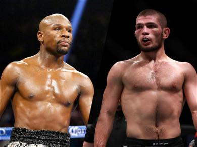 Khabib Nurmagomedov Challenges Floyd Mayweather: 'In the Jungle, Only One King'