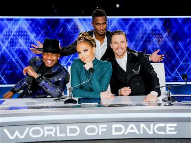 """Filming for the Next Season of """"World of Dance"""" is Underway"""