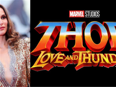 Female Thor! Natalie Portman Will Play The Lead Role In 'Love And Thunder'