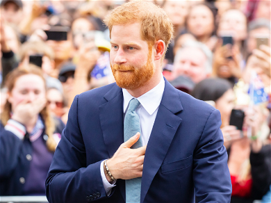 The Way Prince Harry Found Out About Prince Philip's Death Show's He's Still Very Royal