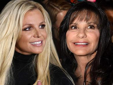 Britney Spears' Mom Jumps Into Conservatorship Battle With Request to Intervene