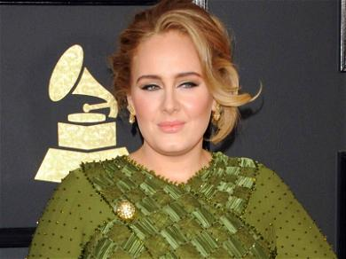 Adele Ordained For Her Best Friend's Wedding, See Her Glamorous Outfit Choice