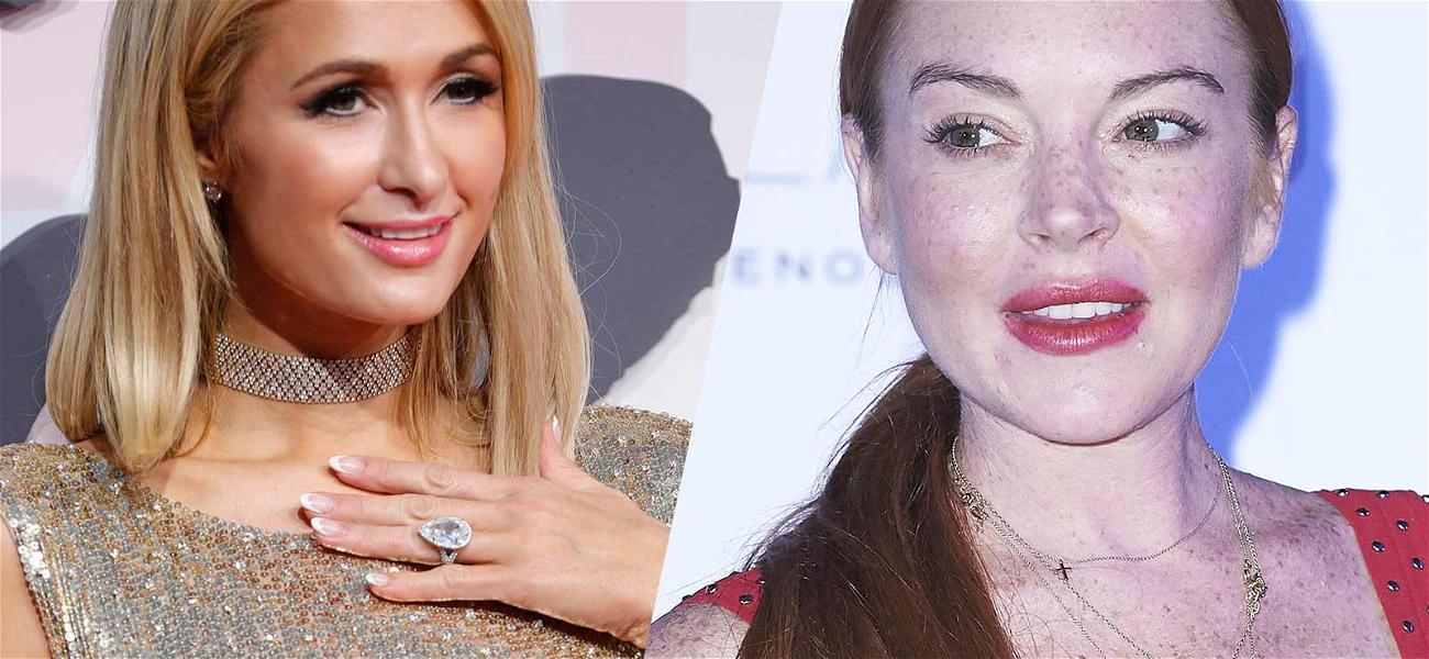 Paris Hilton and Lindsay Lohan Offered Six-Figures to Box Farrah Abraham