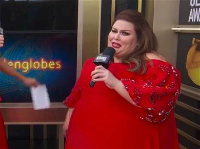 'This Is Us' Star Chrissy Metz Denies Calling Alison Brie 'Such a Bitch' During Golden Globes Pre-Show