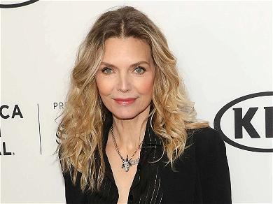 Michelle Pfeiffer Just Joined Instagram With the Greatest Instagram Post Ever