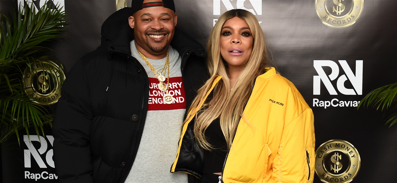 Wendy Williams Denies Dating William Selby, Claims He's Just 'My Friend'