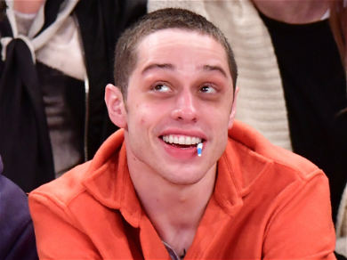 Pete Davidson Poses Naked For Paper Magazine, Where's His Junk?