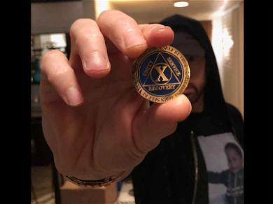 Eminem Celebrates 10 Years of Sobriety